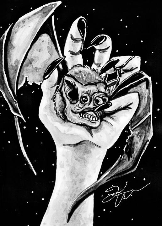Catch. - Kimber Kiwi Art