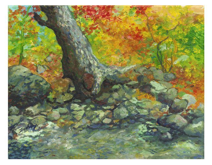 Autumn Creek - Thornhill Studios