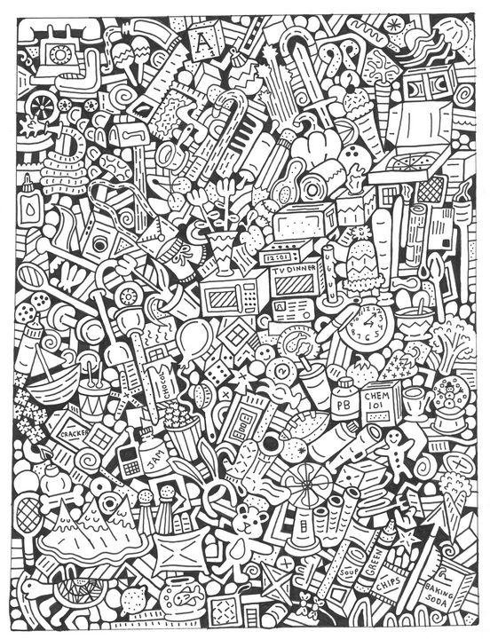 Drawing the Line - Chelsea Geldean