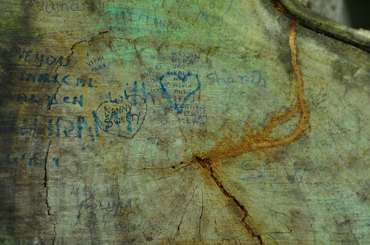 Love Graffiti - SoumitraChatterjeePhotography