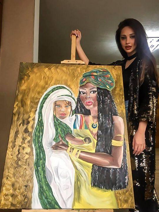 African Mother - Megi K