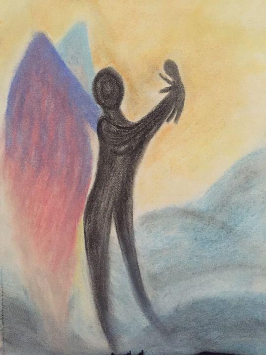 Heavenly mother - Erin pegram