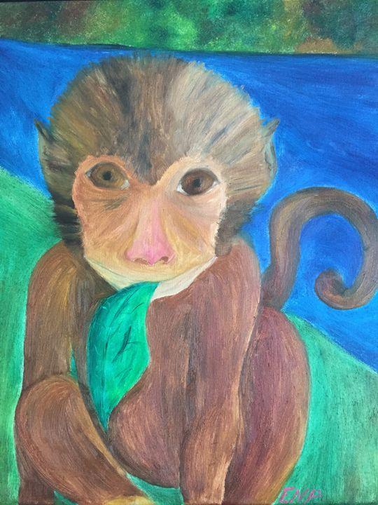 Monkey - Erin pegram