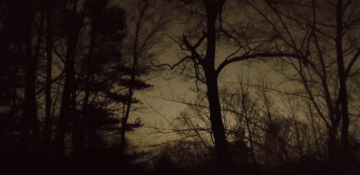 January Night variant - James M. Piehl