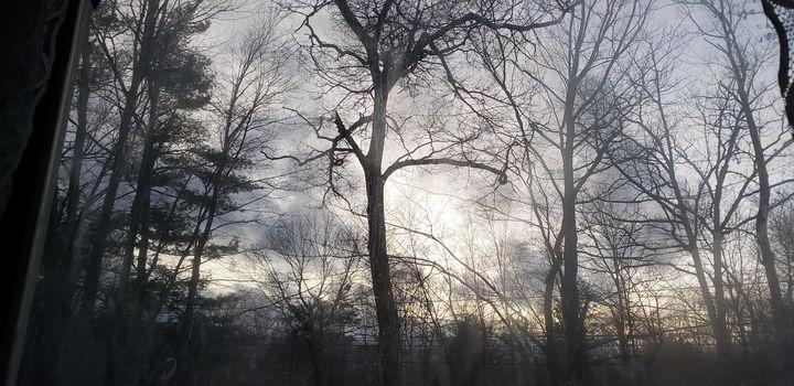 January Sky - James M. Piehl