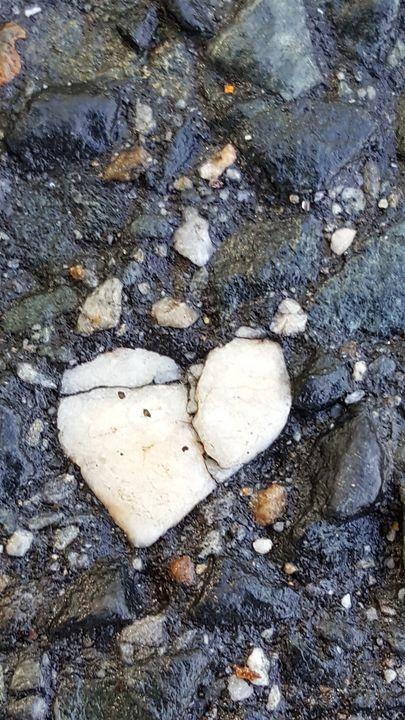 Heart stone - James M. Piehl