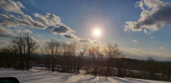 Quintessential Winter image - James M. Piehl