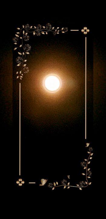 Delight surrounding the night - James M. Piehl