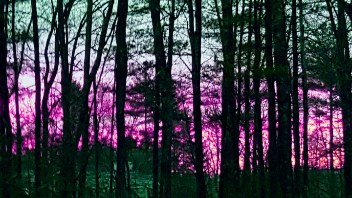 Flourescent sunrise - James M. Piehl