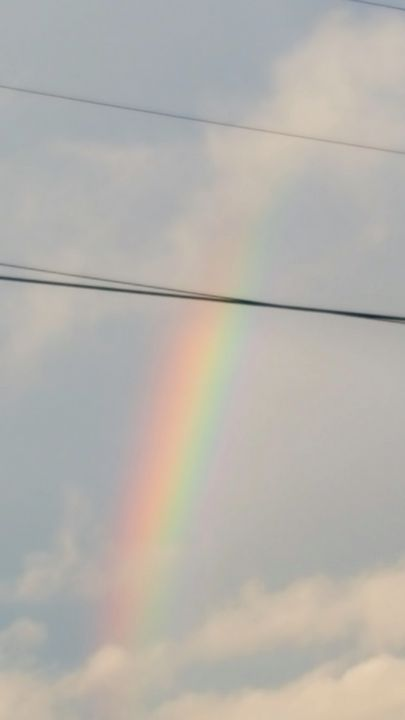 Rainbow Cityscape *** - James M. Piehl