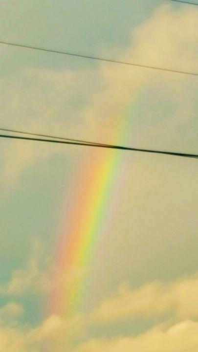 Rainbow Citscape **** - James M. Piehl