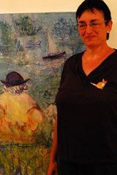 Eva Hartman's Drawings and Paintings