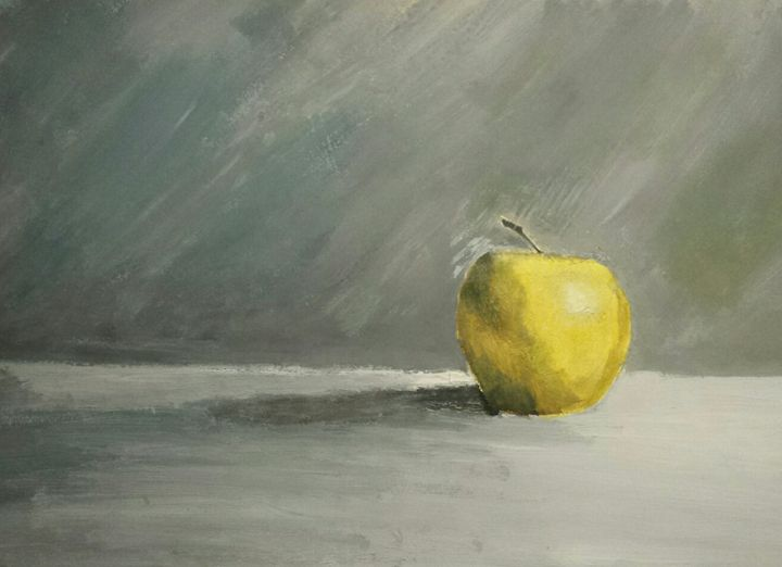 Painting (Dead nature) - Jovo J.