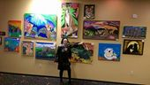"Carol Lisa Lozito, ""Painter for the Endangered Spe"