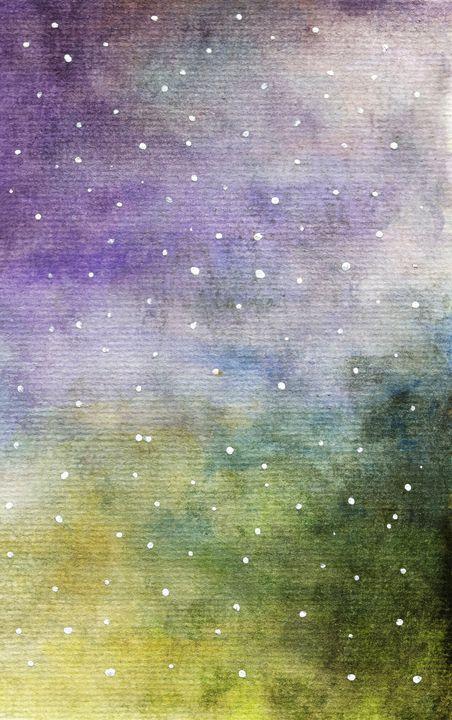 Night Sky - Queen Bee Scrive