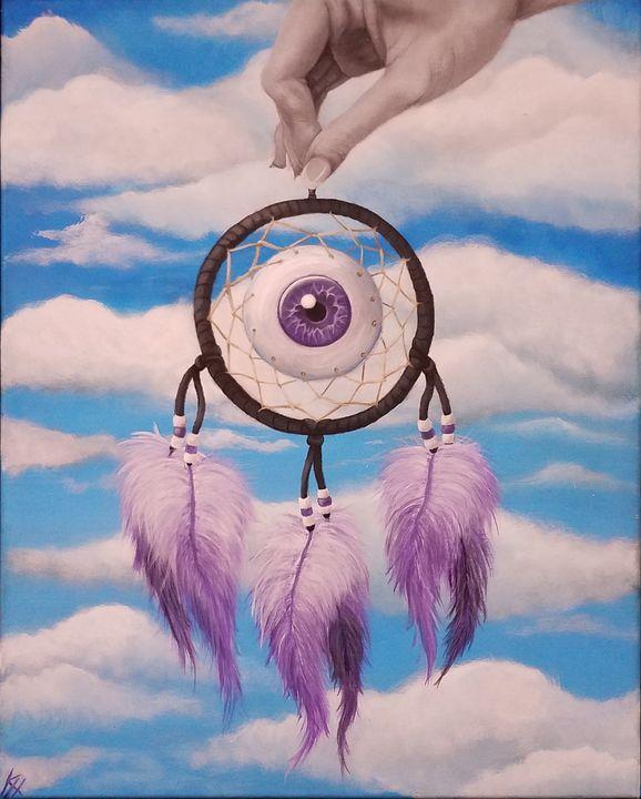Dream Catching - Kayla Hunnicutt