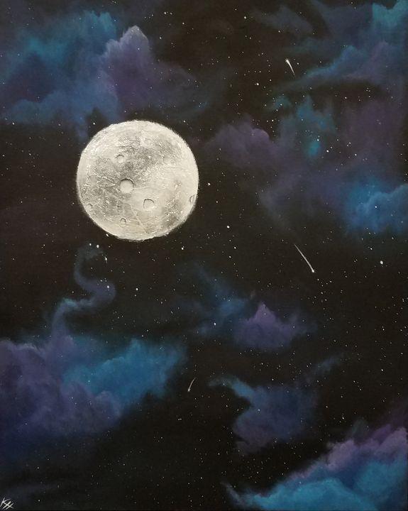 Dreams - Kayla Hunnicutt