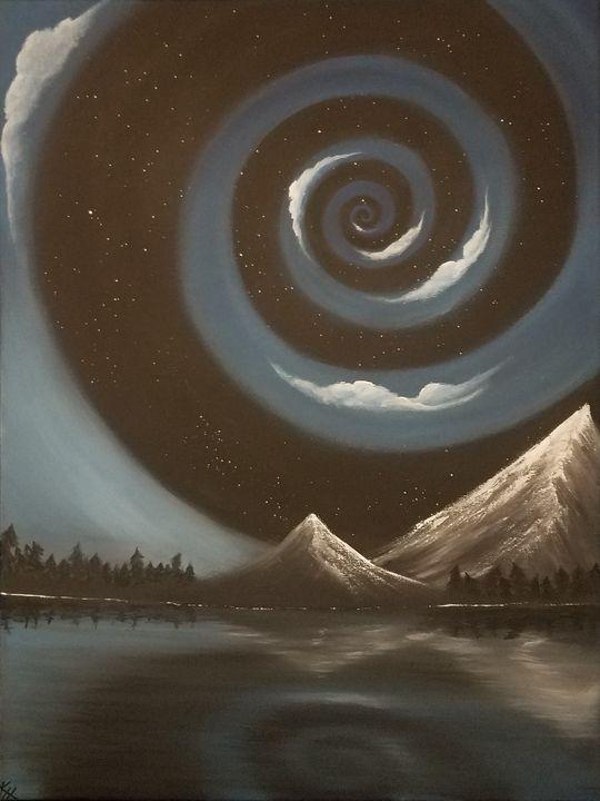 Spiraling - Kayla Hunnicutt