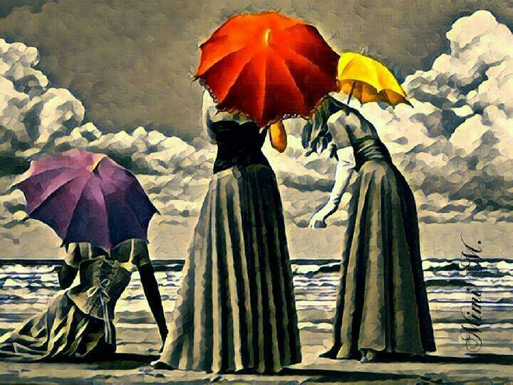 Umbrellas - My Little Pretties