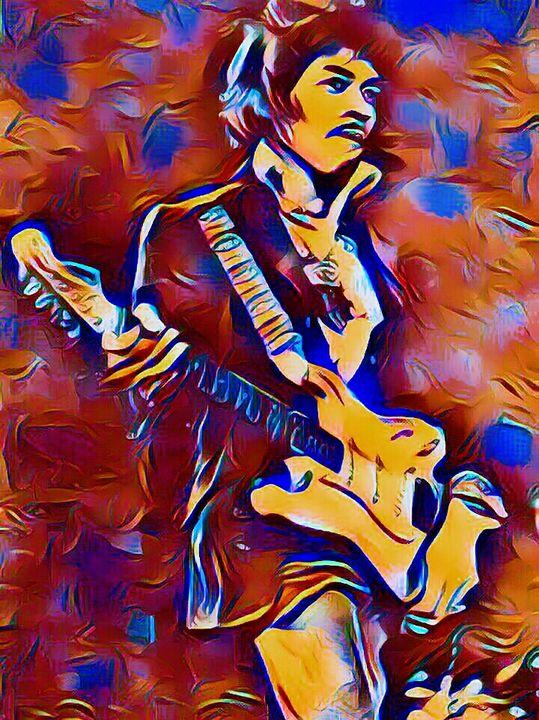 Hendrix - My Little Pretties
