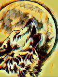 Art Print from original charcoal an