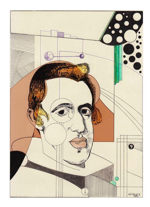 Portrait No. 9: Philip IV - A Vazquez