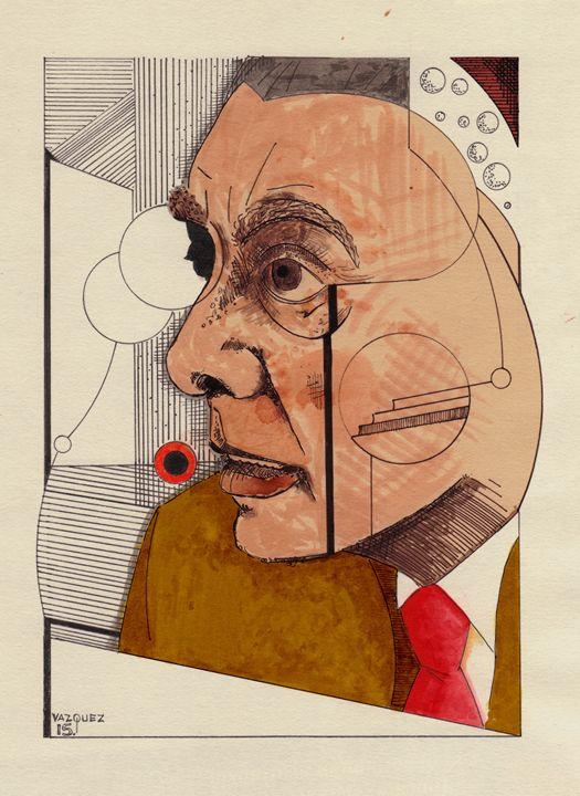 Borges (No. 2) - A Vazquez