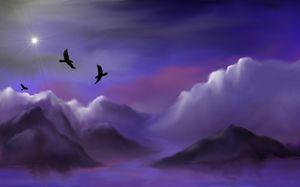 Ravens Of The Light