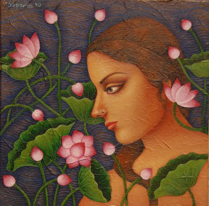 Title-Fragrance of love - SUPARNA DEY