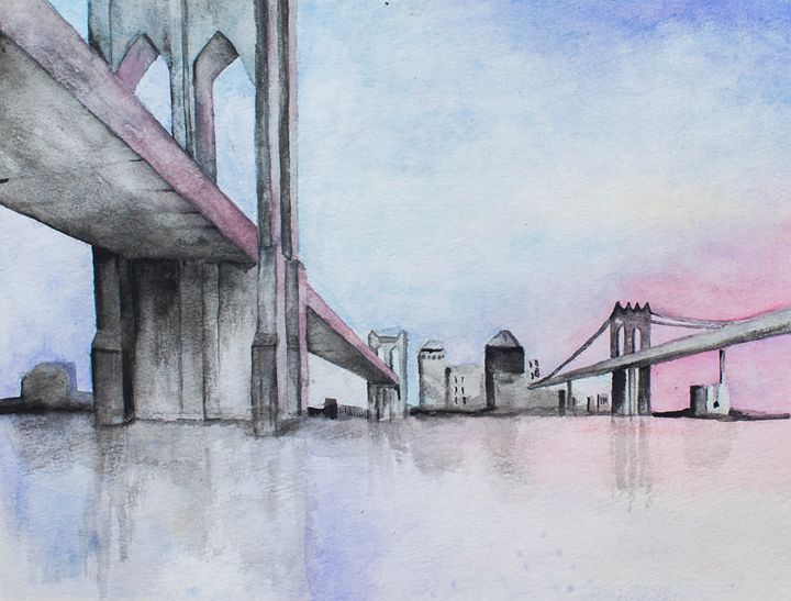 Brooklyn Bridge - Parker Maimbourg