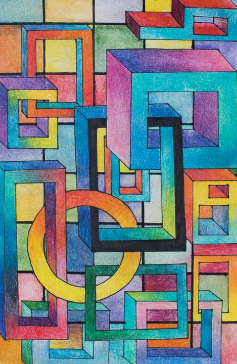 Geometric Disco - Parker Maimbourg