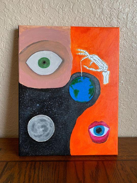 Watchful Eyes - Art+Thangs