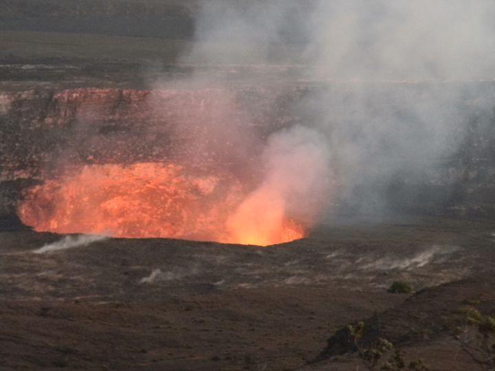 Volcano - paradise