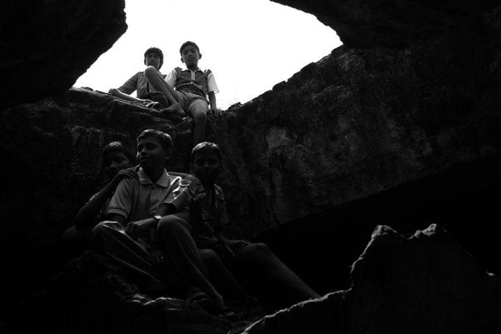 Light in darkness -  Divsbuddy
