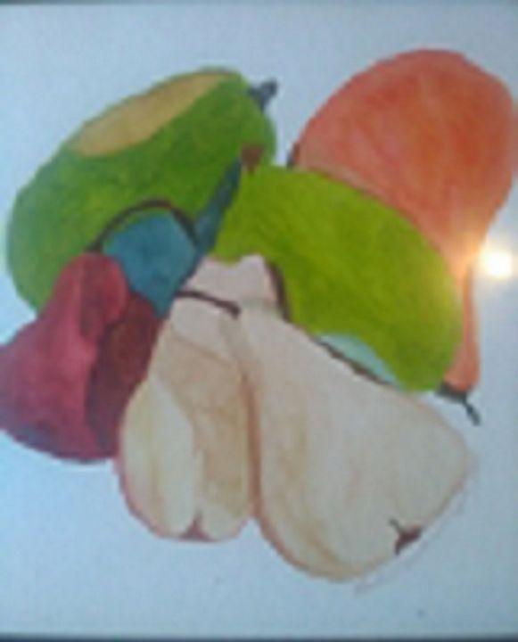 Pears - Gail Cavanaugh Art