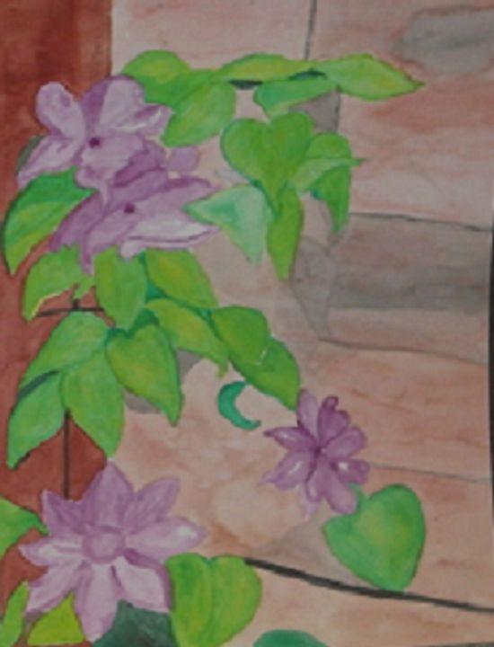 Creeping Vine - Gail Cavanaugh Art