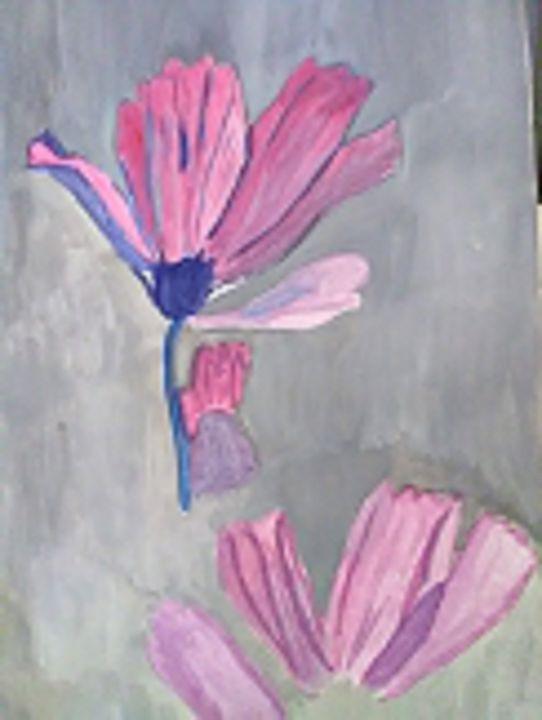 Pink Petals - Gail Cavanaugh Art