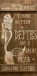 No Fear of Depths