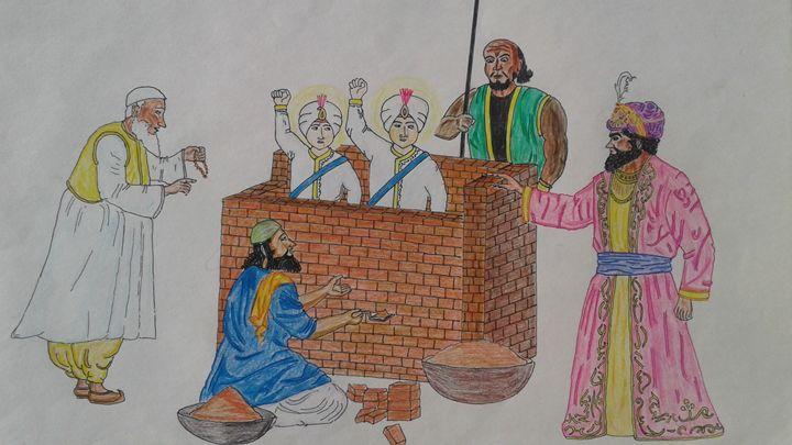 Martyrdom of chhote saahibzaade - Yatharth Jaggi