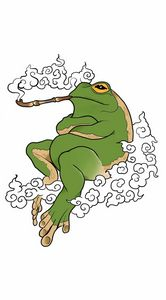 Elevated Frog