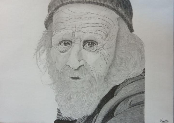 Le vieil homme qui sait. - Gweno