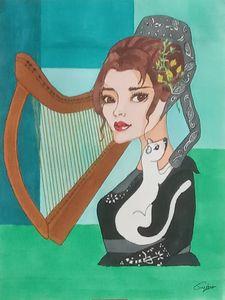 "Une "" geisha "" bretonne ."