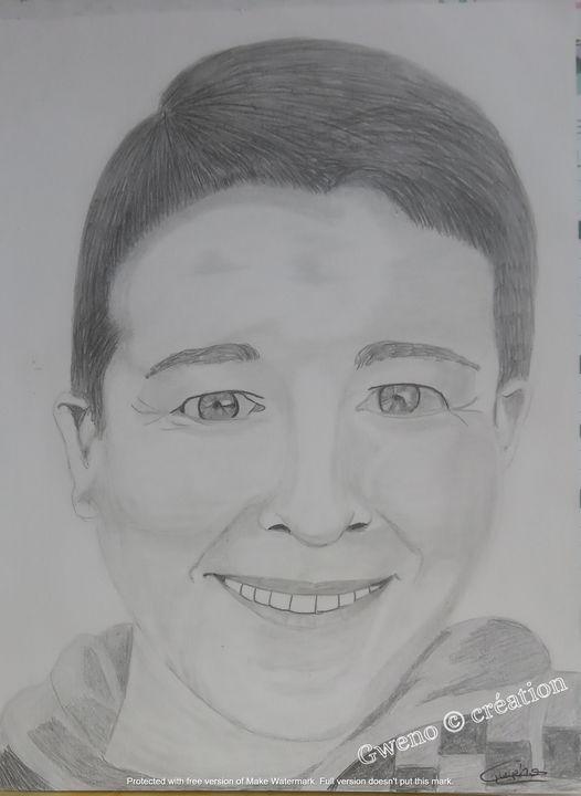 autoportrait - Gweno