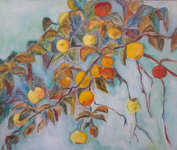 Apples - Ewa Witkowska