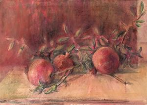 Pomegranate of Israel