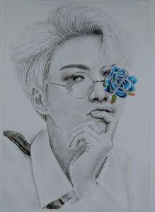 Seonghwa  drawing