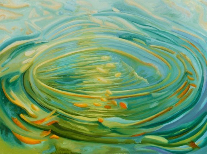 A Stone's Throw - Harriet Zabusky-Zand