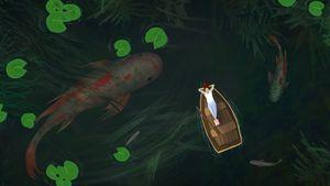 Mystic Lily Pond