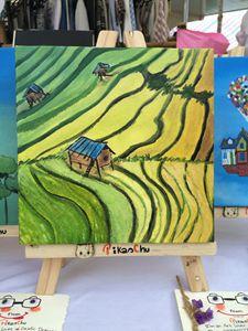 Terraced Rice Fields - PiKasChu