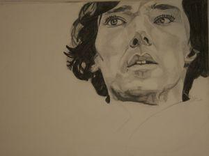 BBC Sherlock - Benedict Cumberbatch